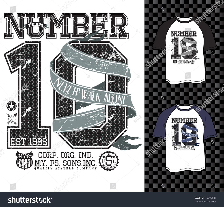 Free t-shirt design - T Shirt Design Vector Graphics Sports