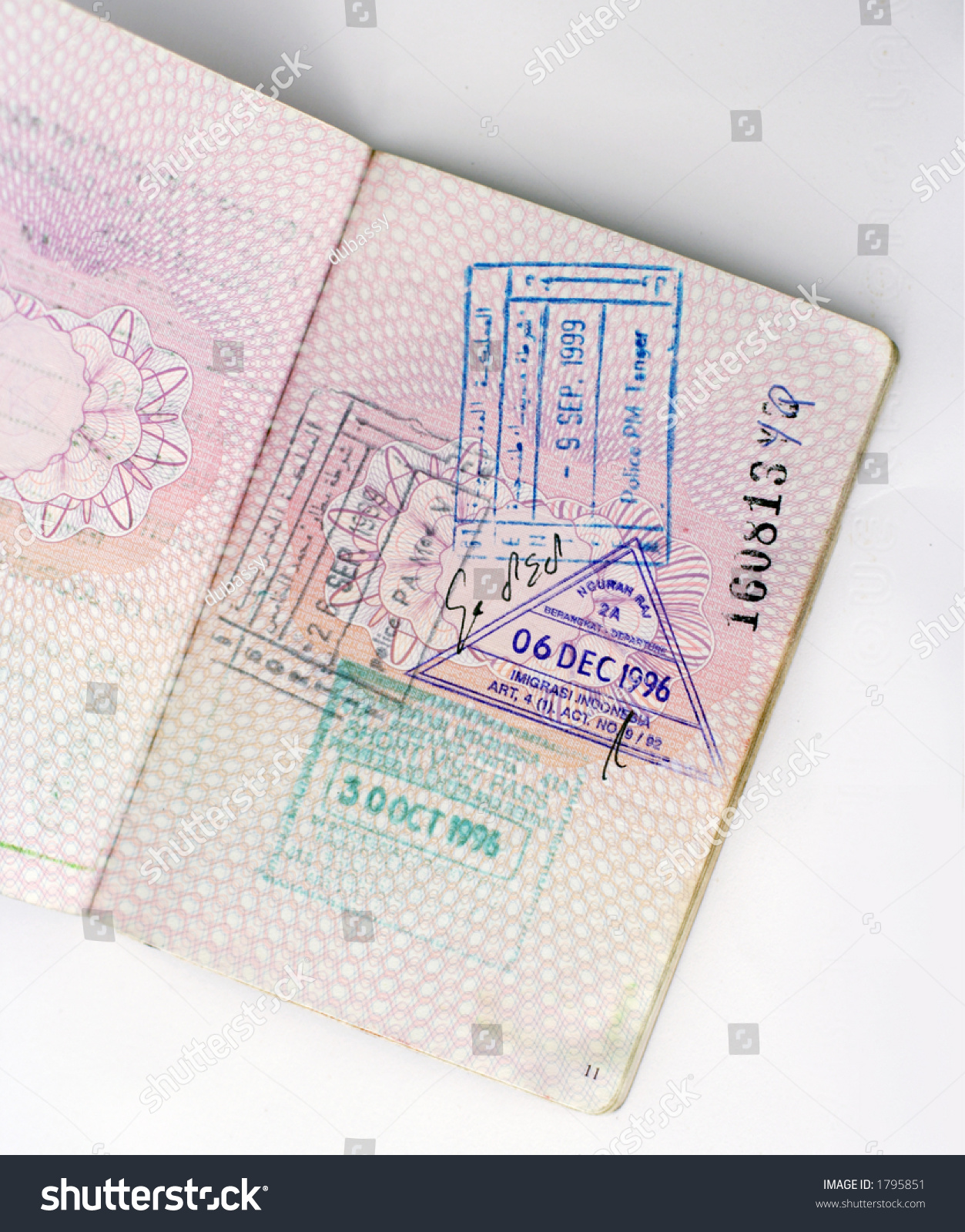 how to find out passport id
