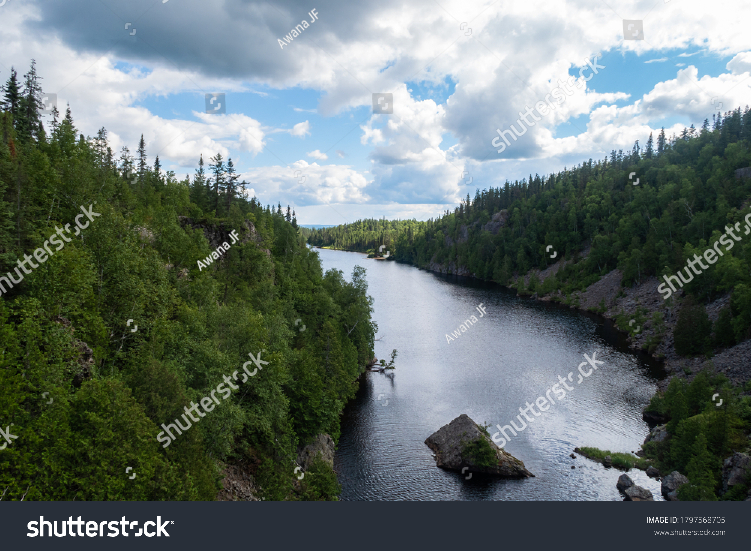 stock-photo-beautiful-view-from-above-of