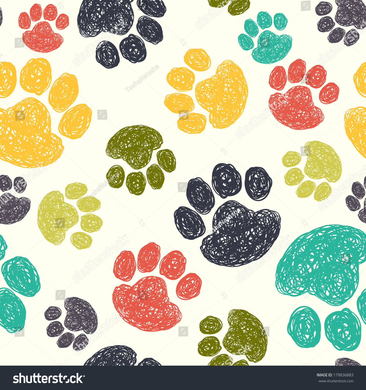 Cute animal print patterns - photo#13