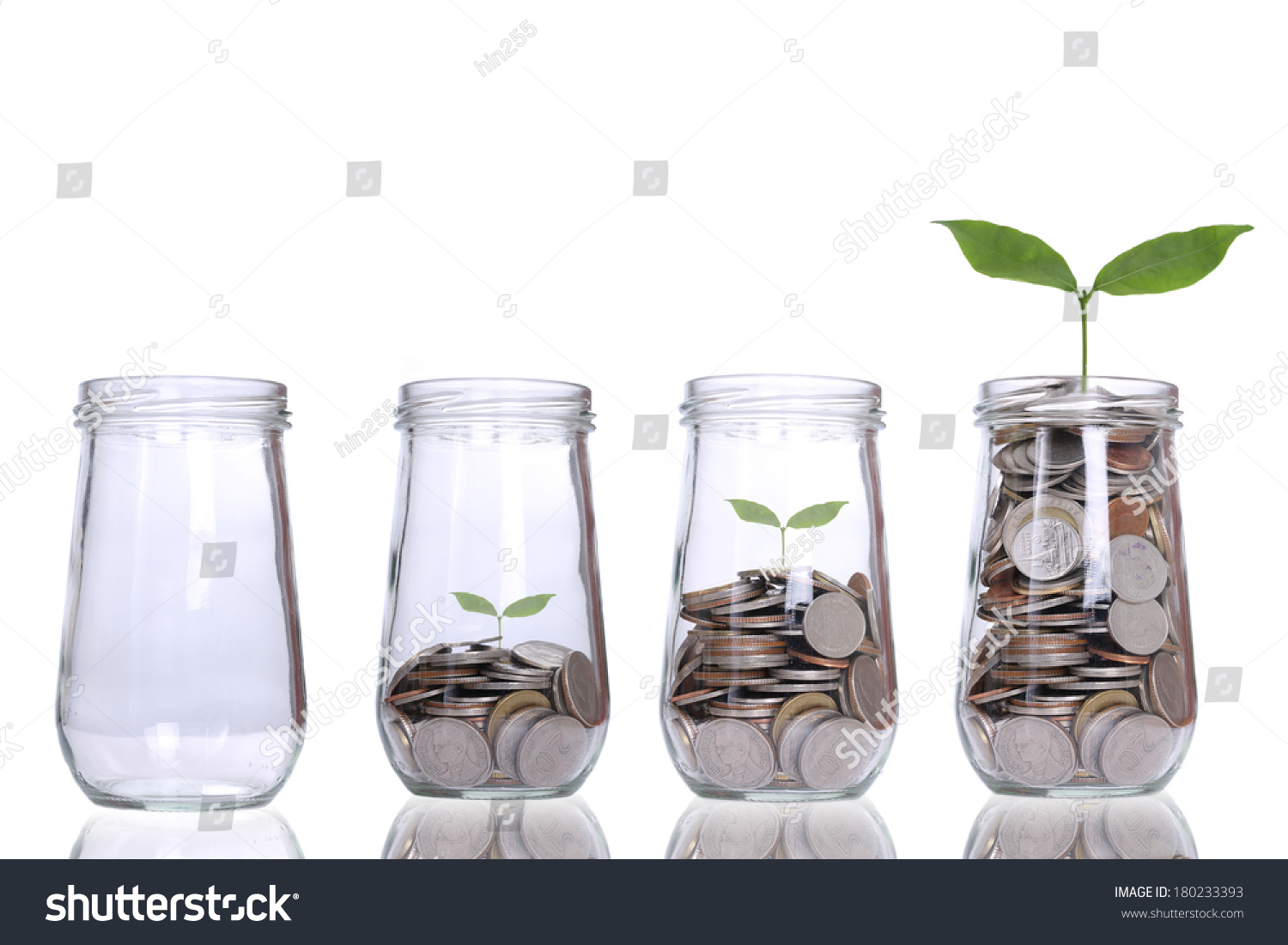 how to make money grow in a bank