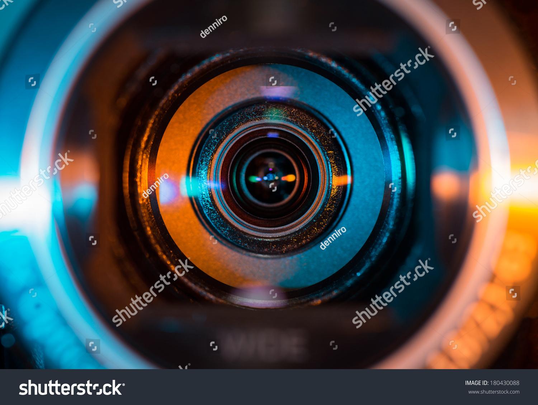 Video camera lens #180430088