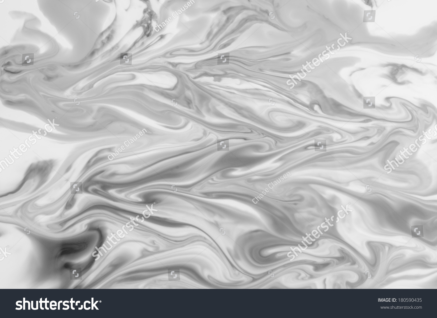 Abstract Creative Hand Painted Background Liquid Acrylic Painting