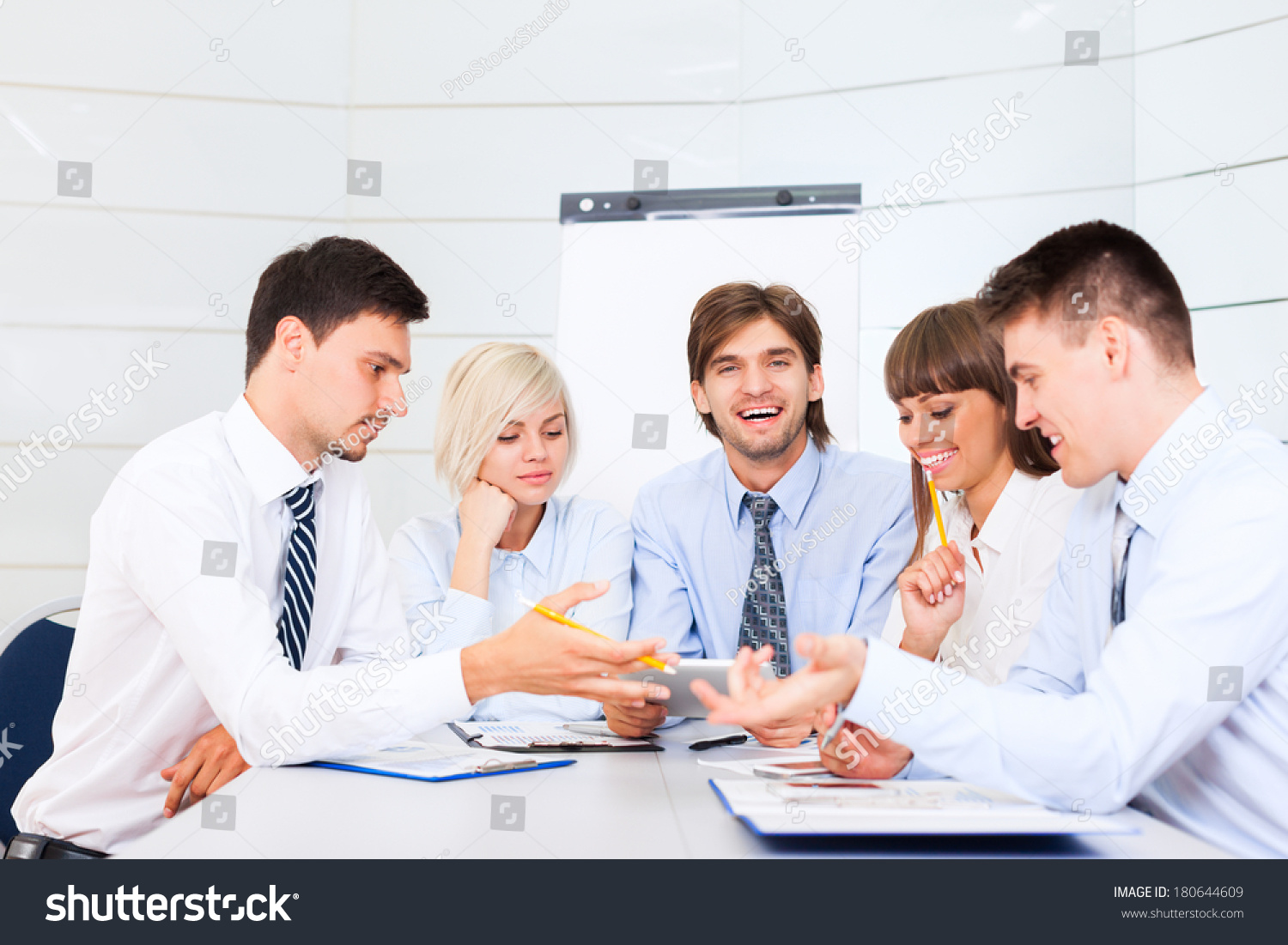 Business Group Discussion