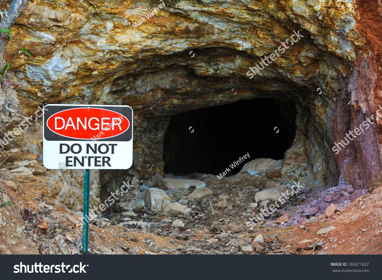 stock-photo--danger-do-not-enter-sign-at