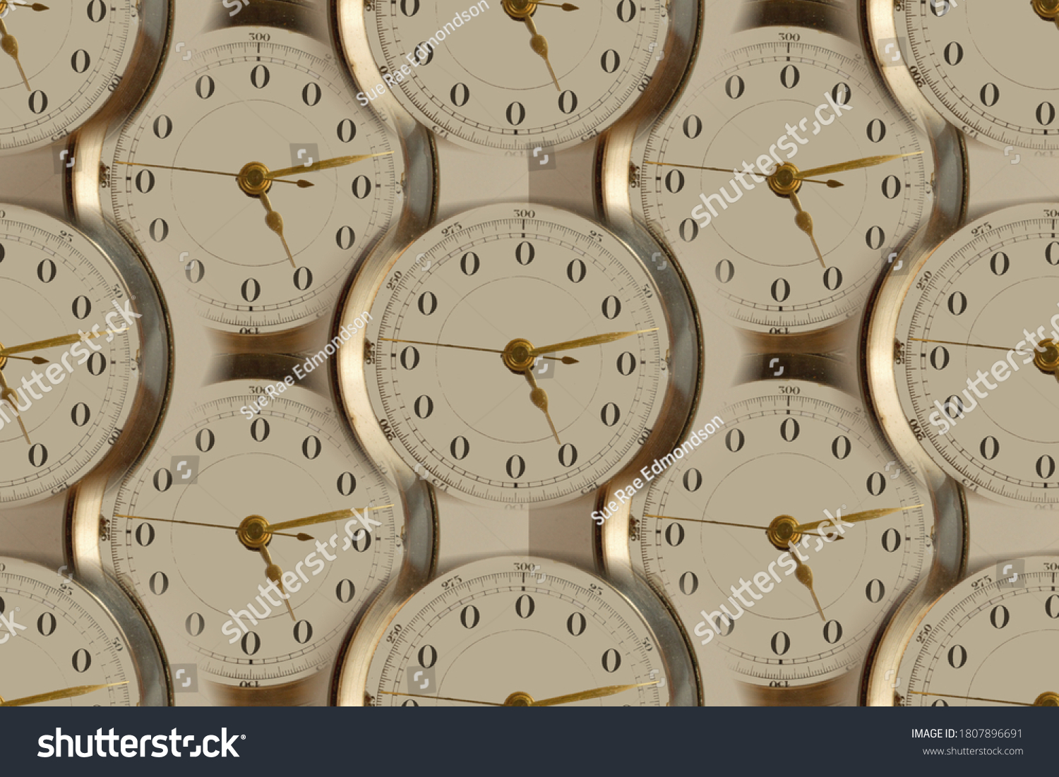 stock-photo-no-time-clock-faces-abstract