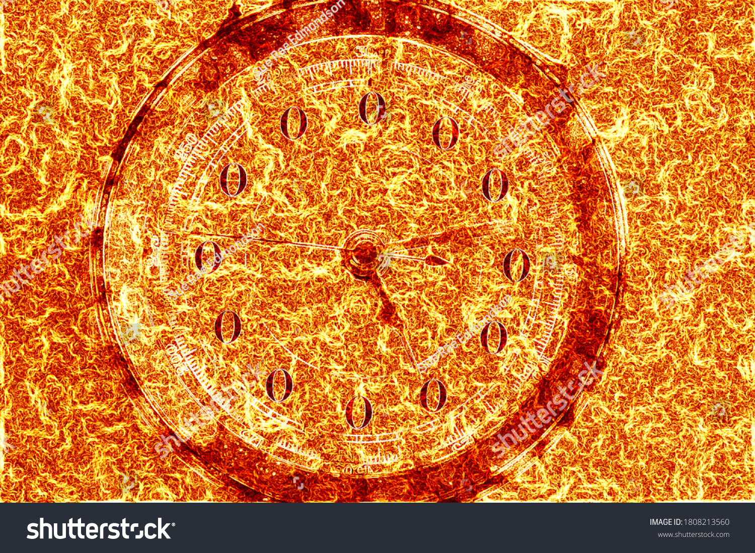 stock-photo-flames-engulfing-a-clock-fac