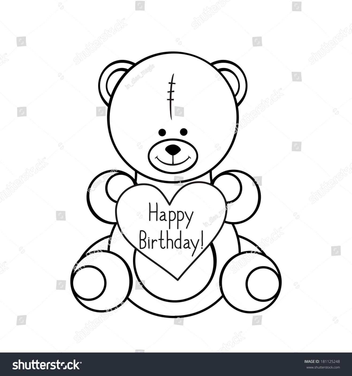 Cute Happy Birthday Drawings Wwwgalleryhipcom The