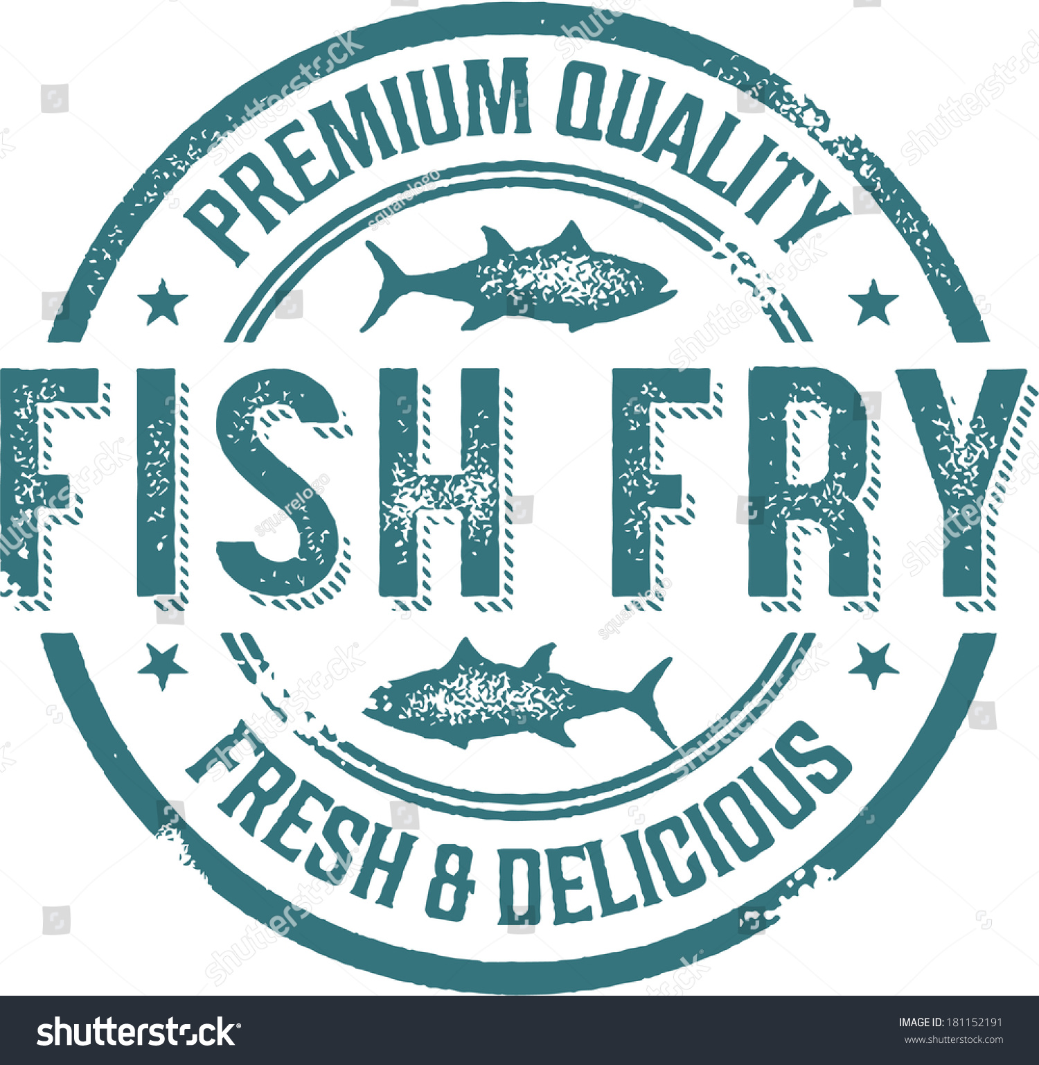 Lenten fish fry clip art pictures to pin on pinterest for Fish symboled stamp