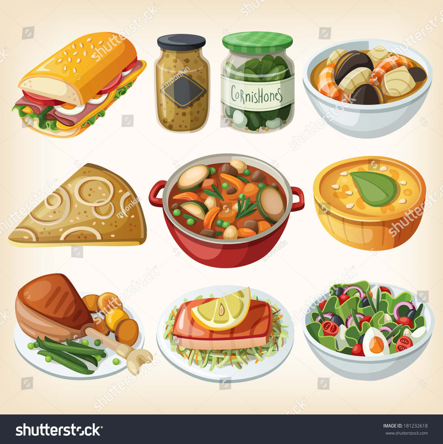 Online image photo editor shutterstock editor for Art de cuisine plates