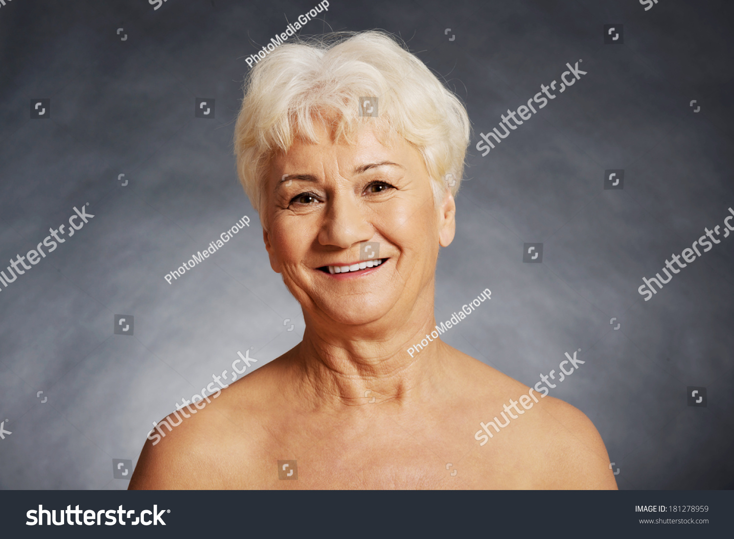 60 Year Old Woman Naked