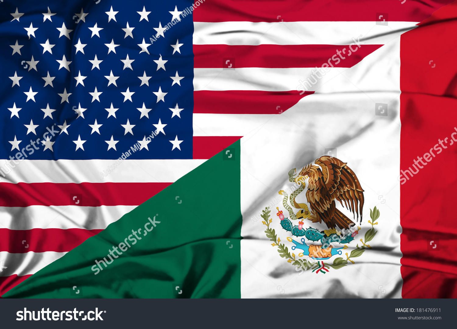 the relation of the united states and mexico Nij publications mexico and the united states: neighbors confront drug trafficking james o finckenauer, phd international center national institute of justice.