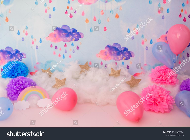 Digital backdrop background for photography #1815666524