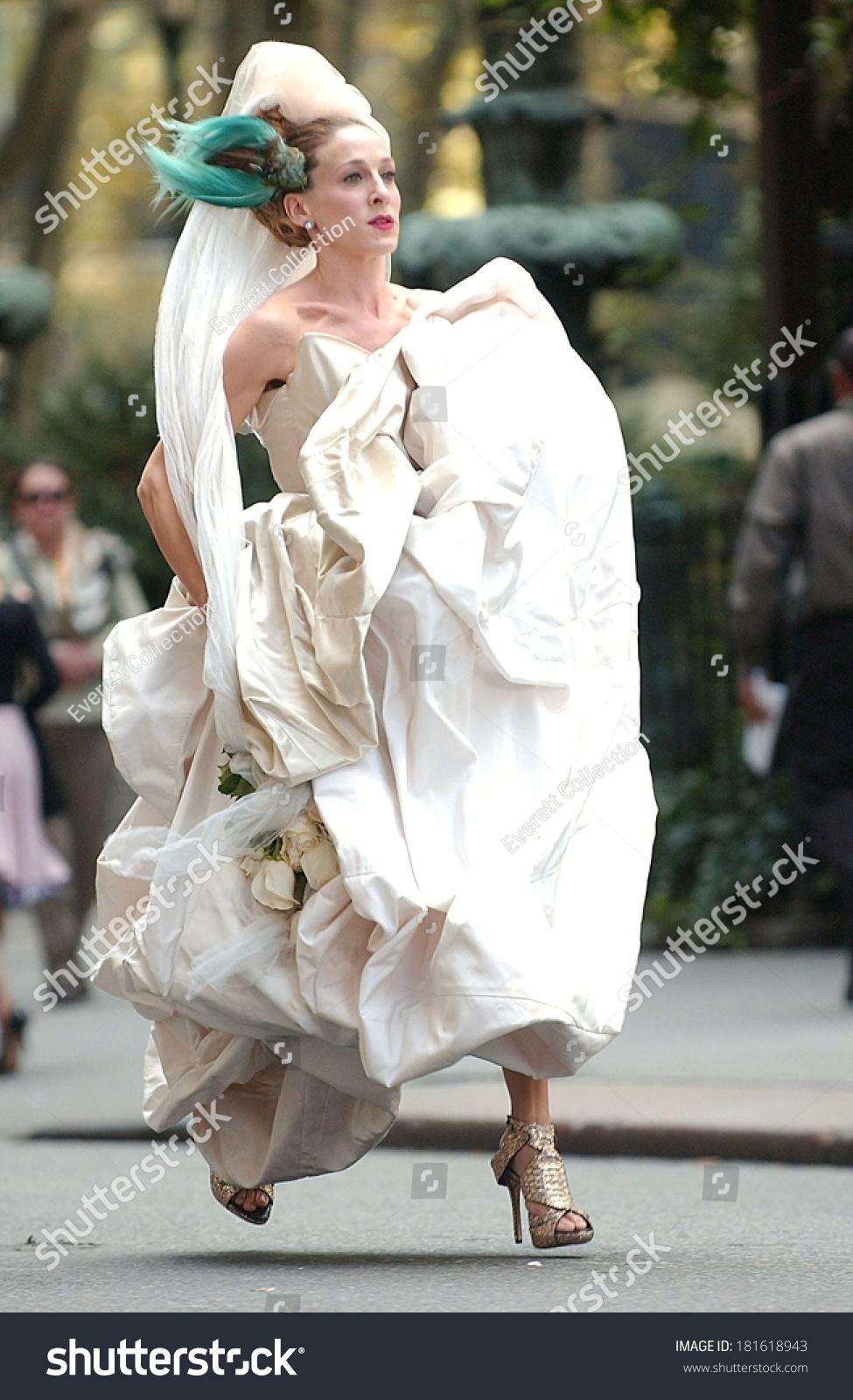 Sarah Jessica Parker wears Vivienne Westwood to NYC gala