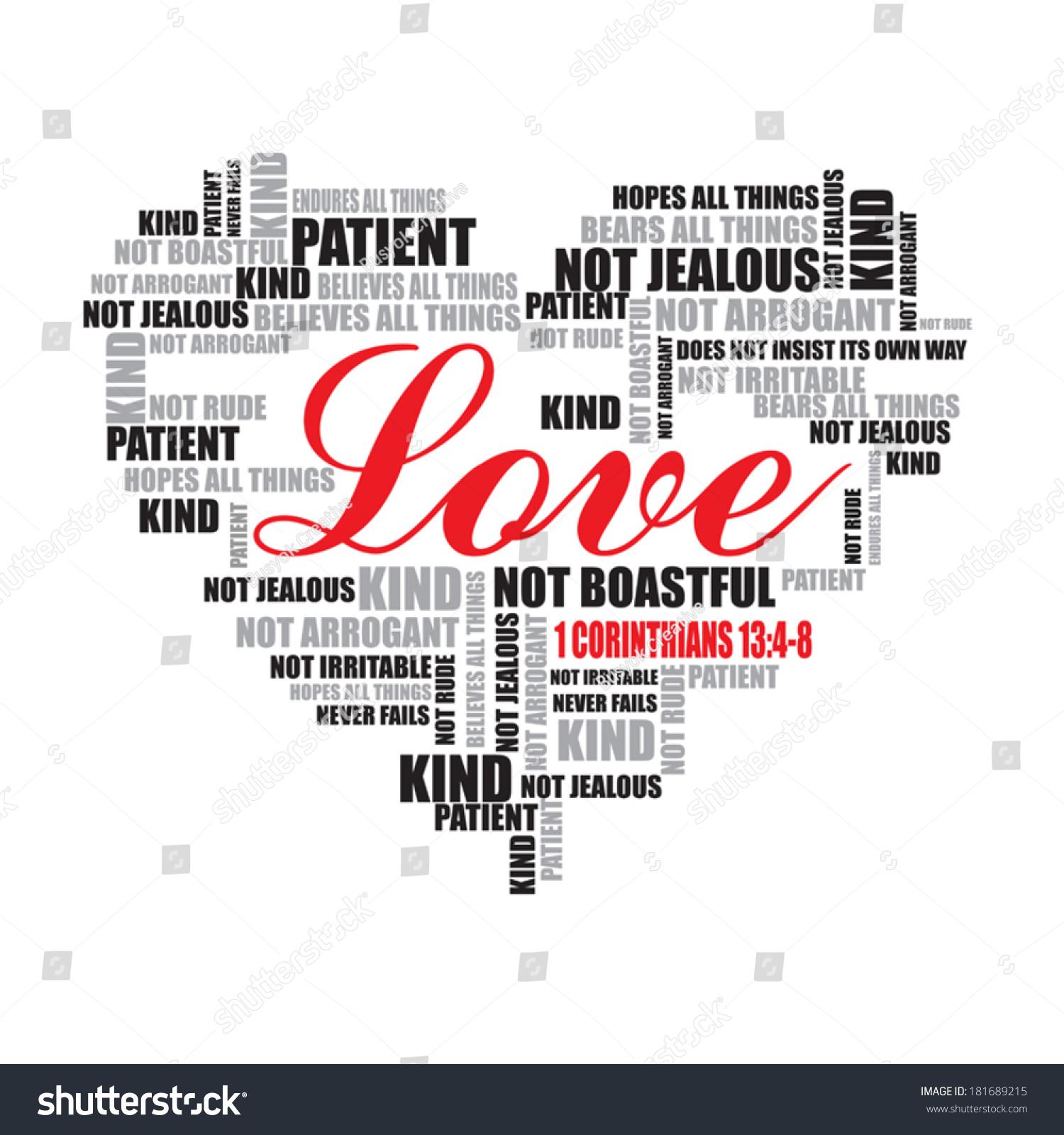 love typography word art vector illustration stock vector 181689215 shutterstock