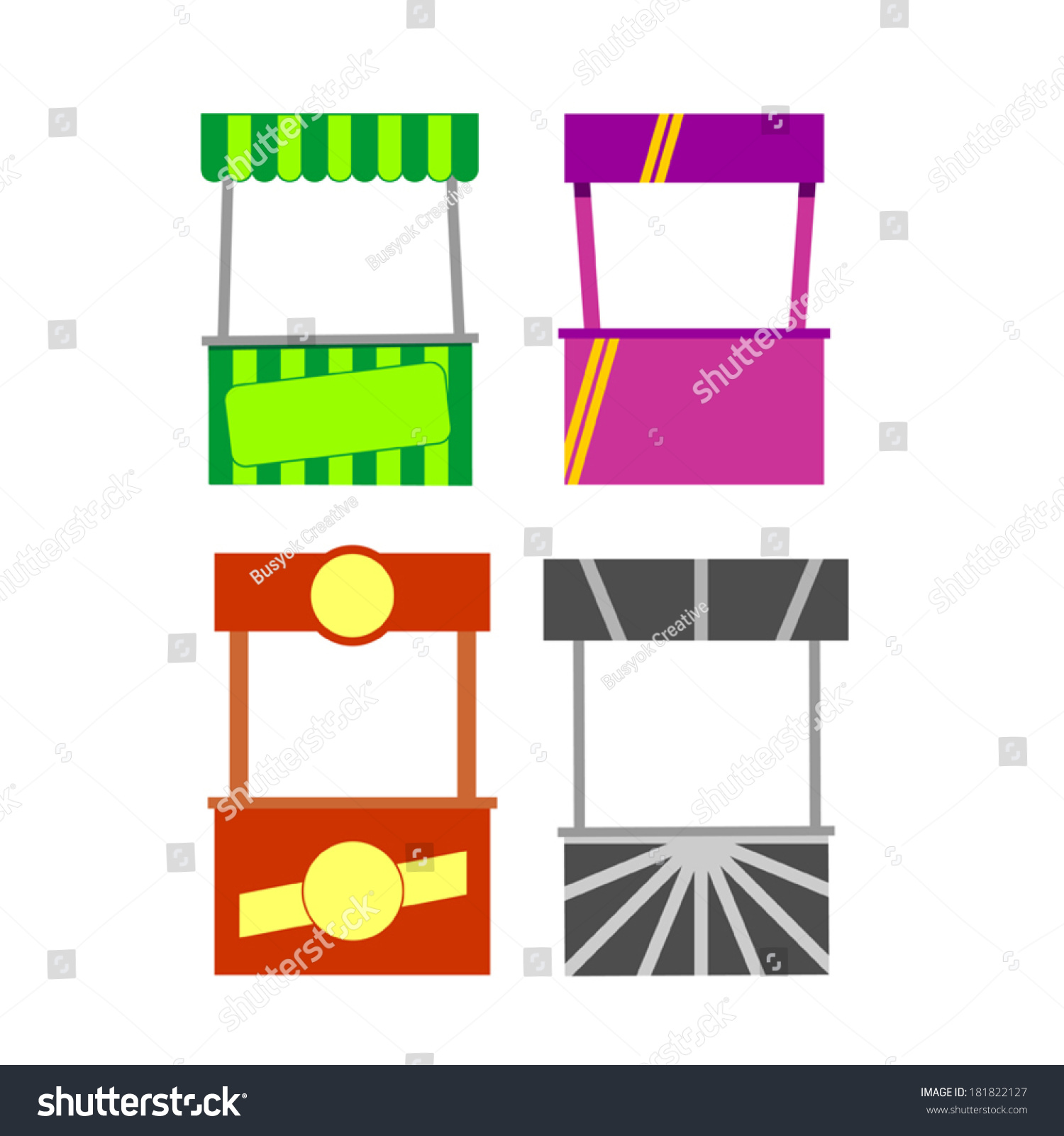 how to start a small food stand