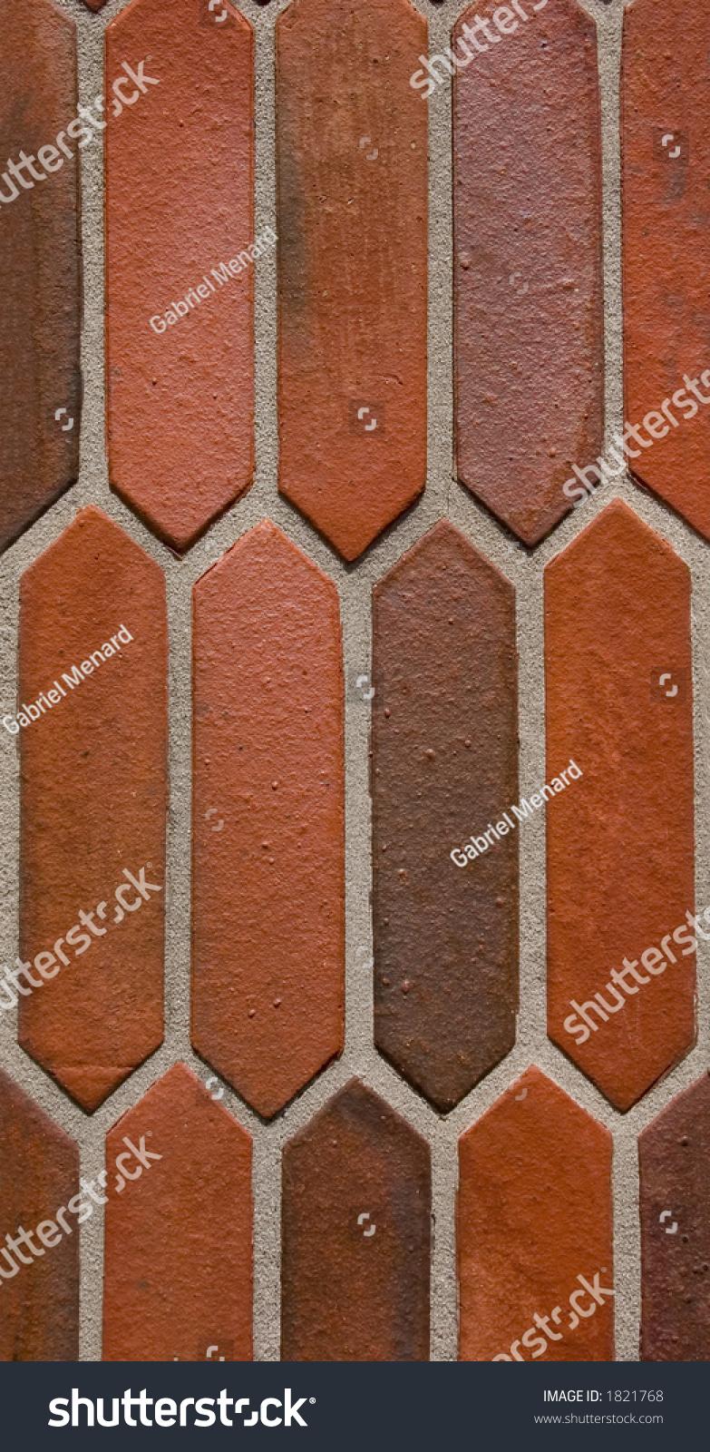 Texture Brique Stock Photo 1821768 : Shutterstock