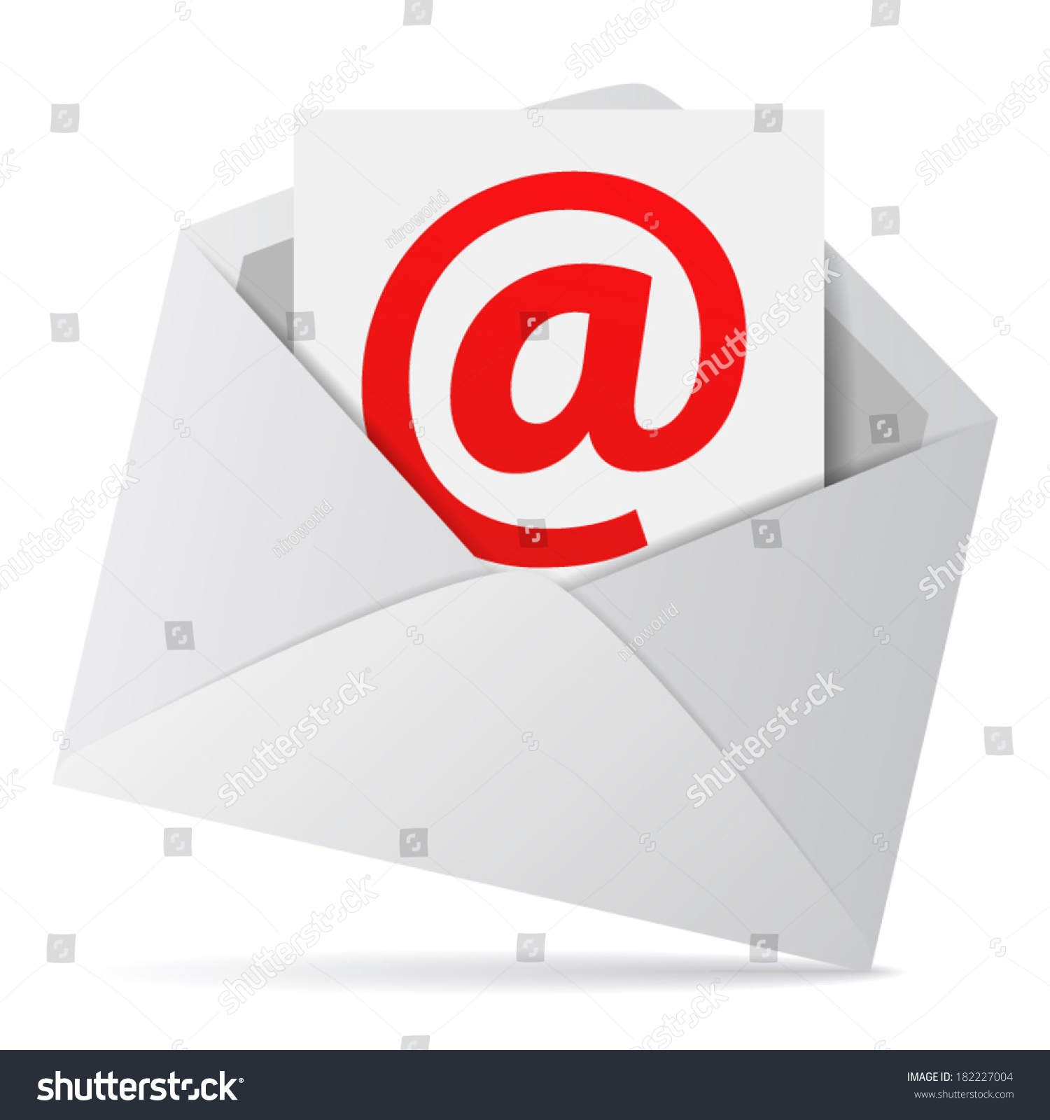 Business Contact: Internet Web Business Contact Us Concept Stock Vector