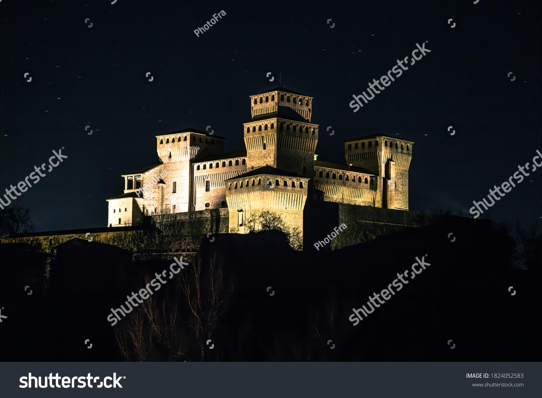 stock-photo-scenic-view-of-torrechiara-i