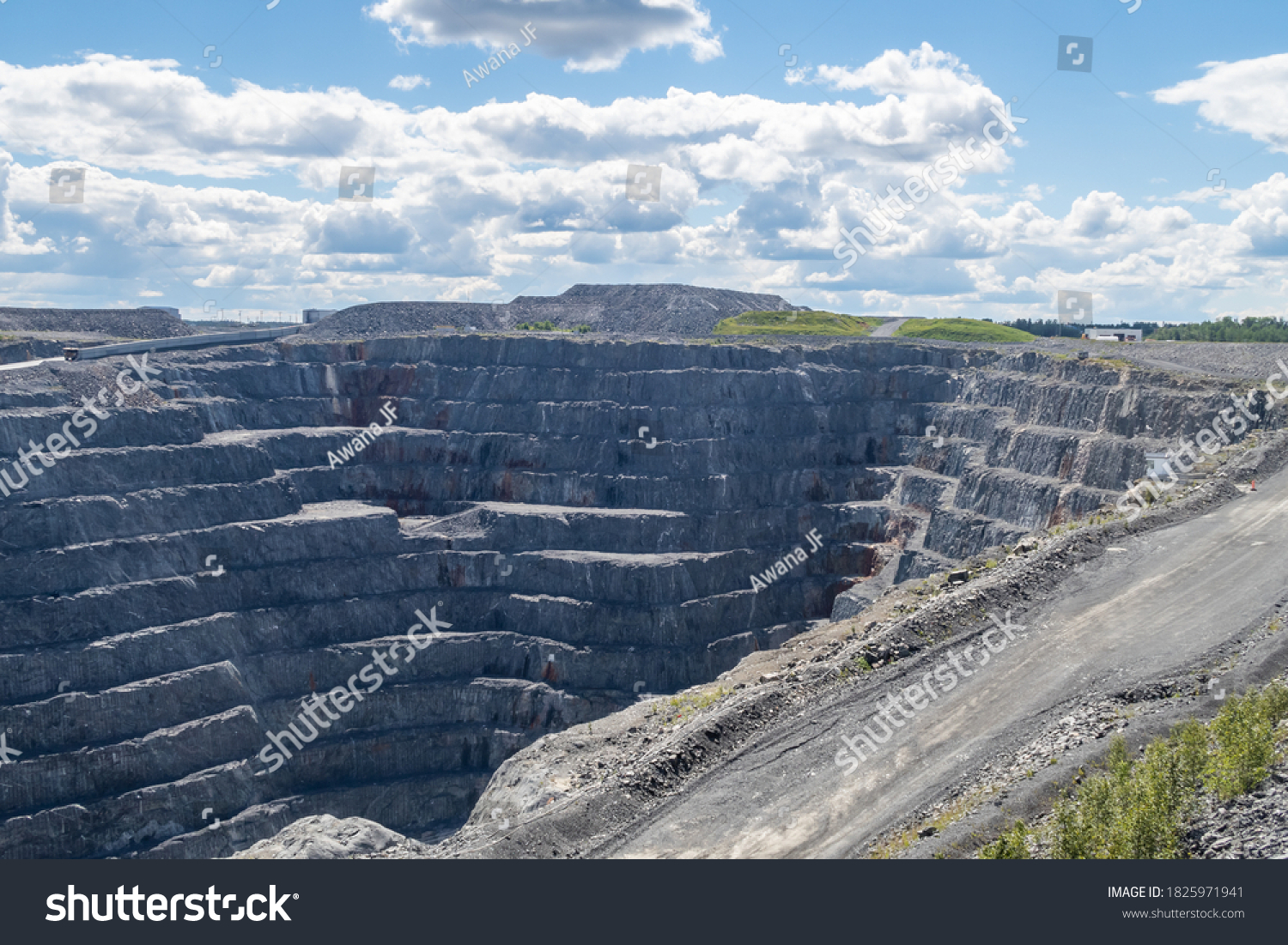 stock-photo-view-of-the-open-pit-canadia