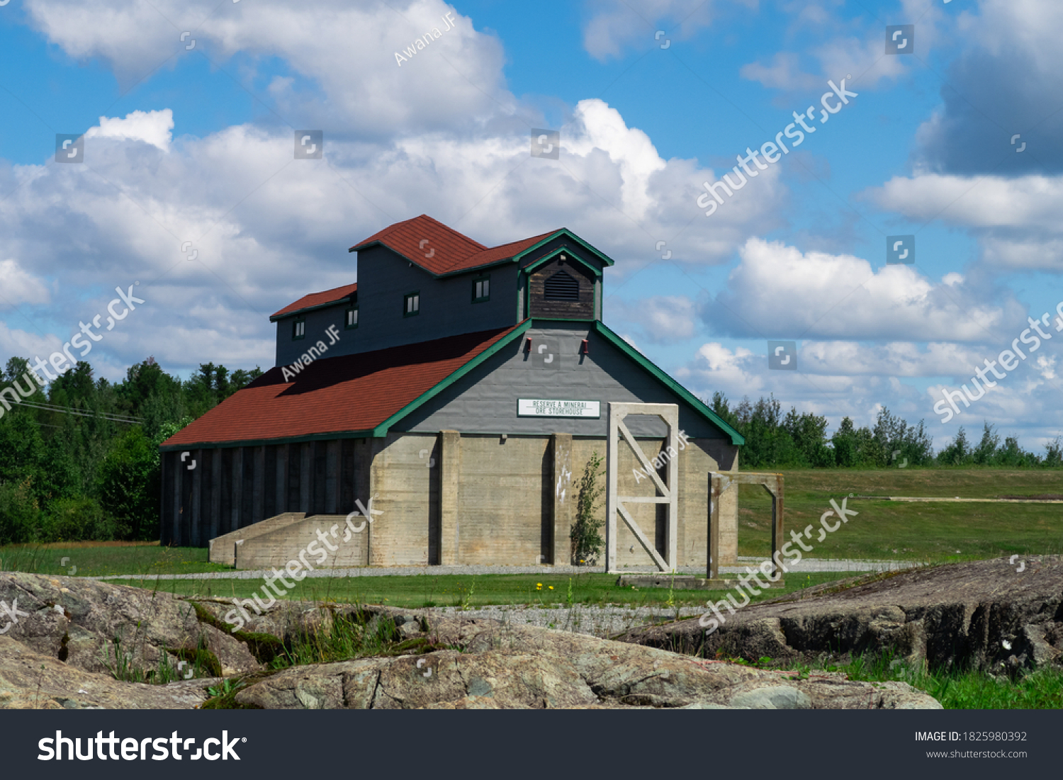 stock-photo-val-d-or-canada-july-exterio