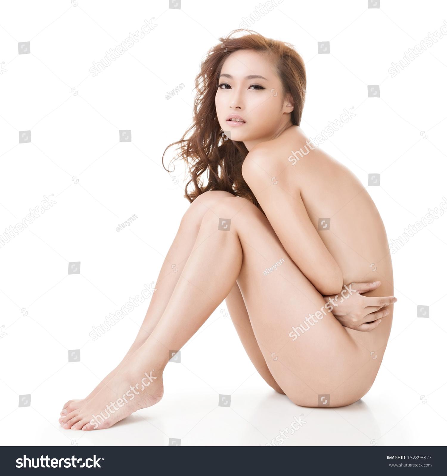 Asian Woman Trippy Asian Woman 116