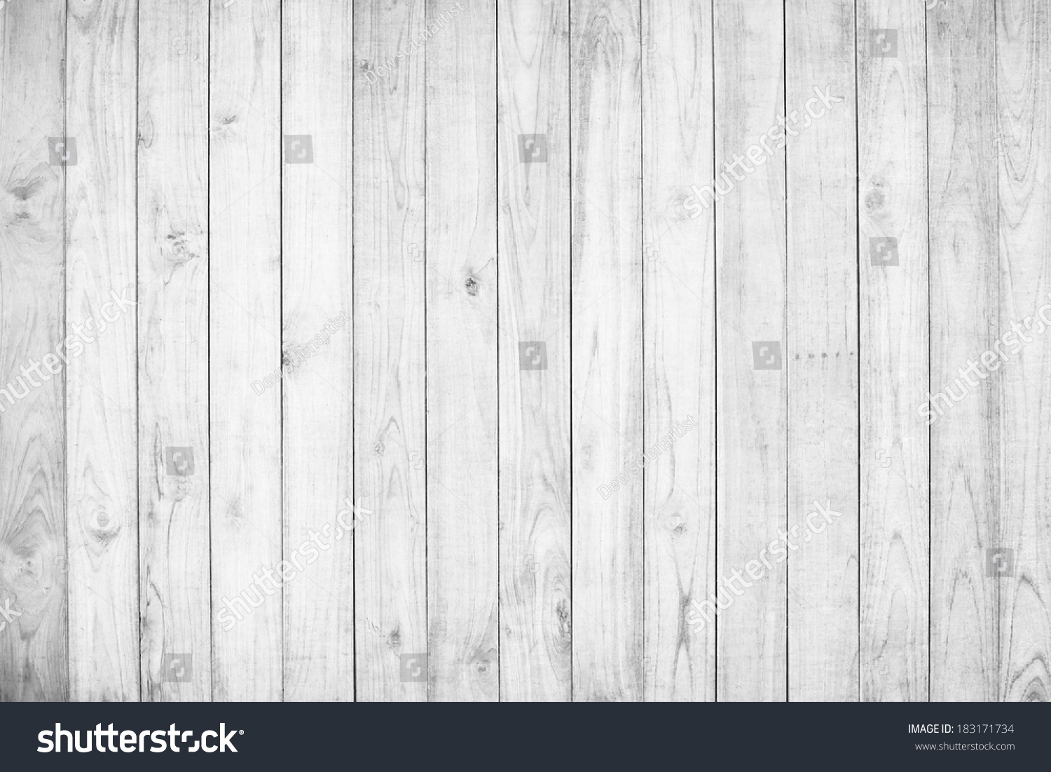 White Wood Texture Background Stock Photo 183171734 Shutterstock