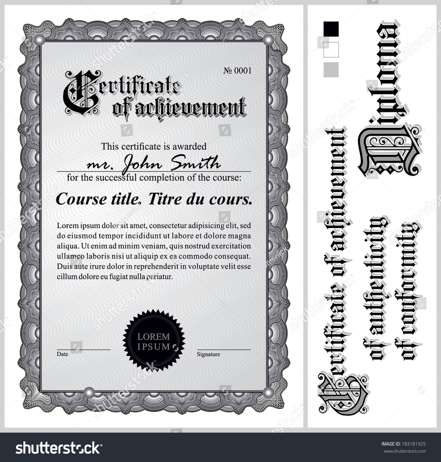 Specimen share certificate government nurse practitioner sample resume charming common stock certificate template photos resume ideas stock vector black and white certificate template vertical alramifo Image collections
