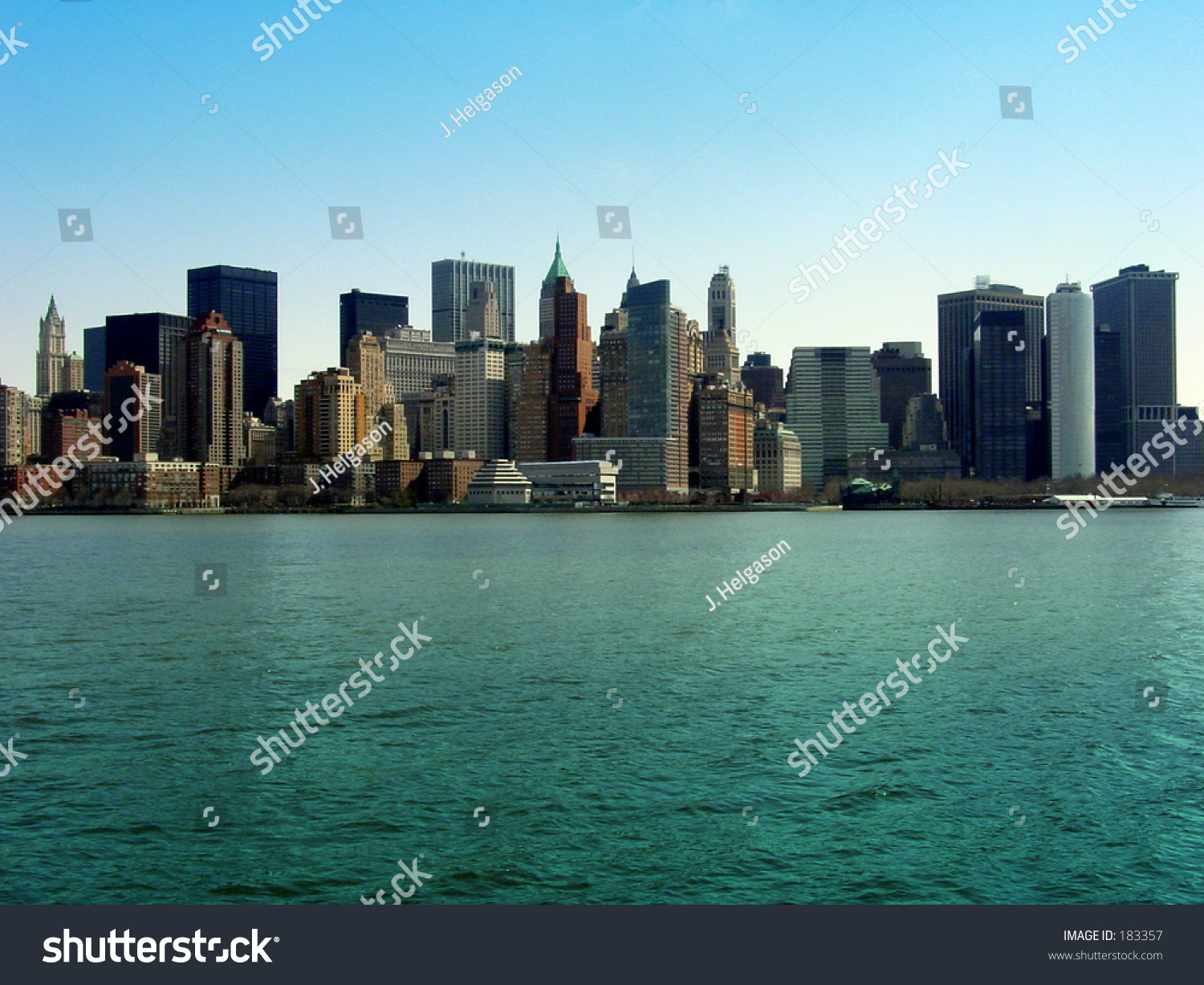 manhattan skyline new - photo #40