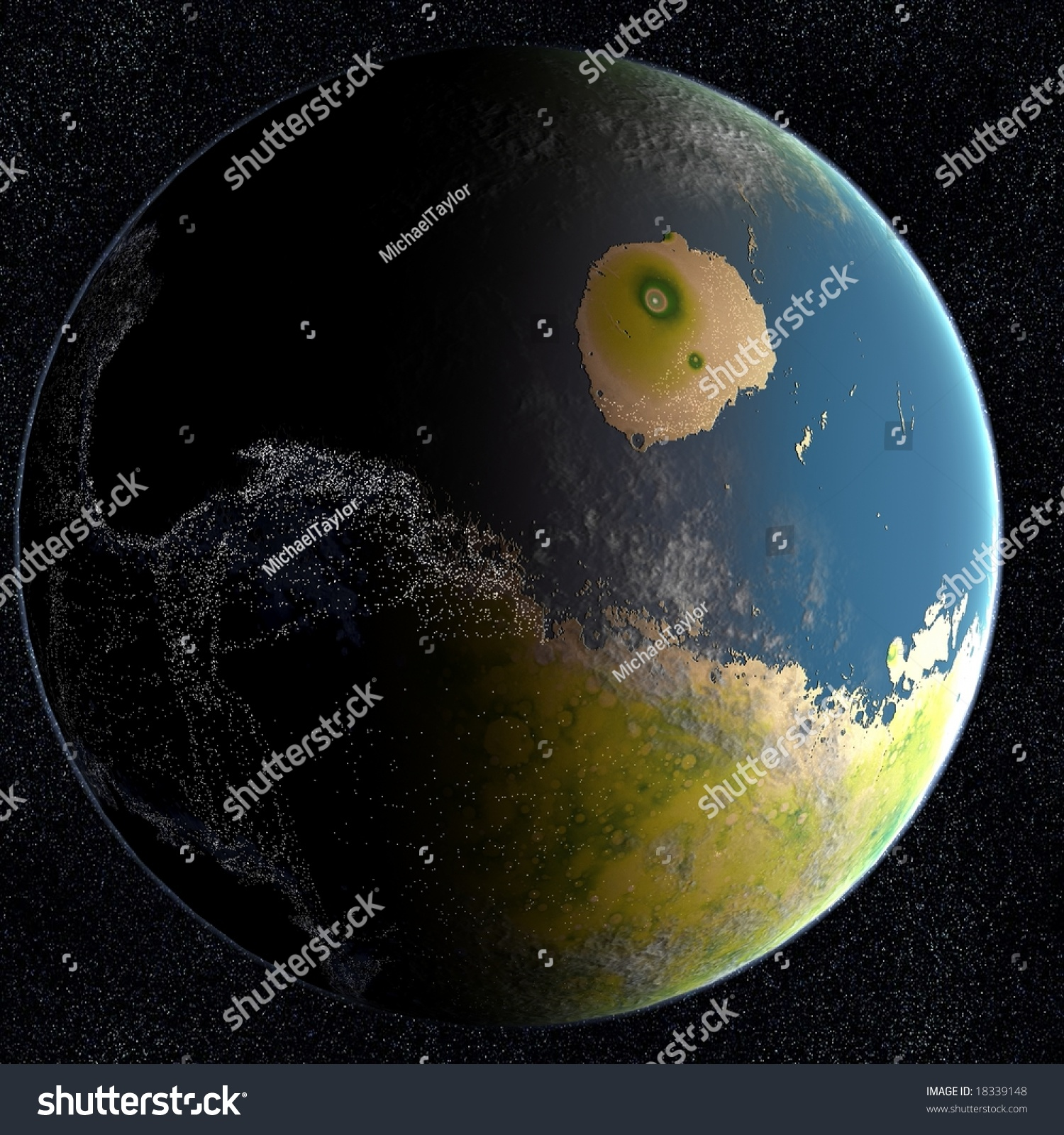 terraform mars planet - photo #33