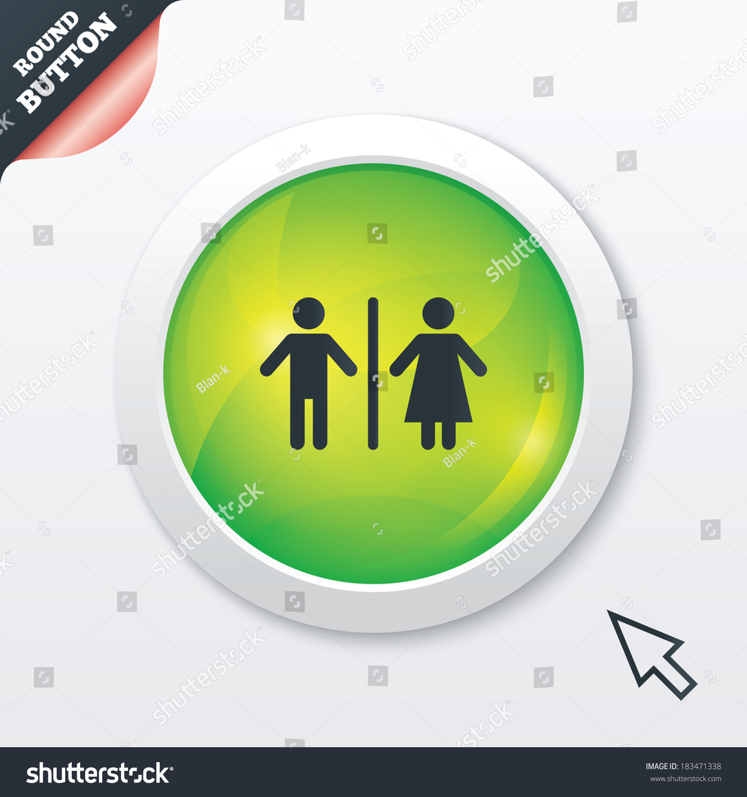 Toilet signs vector set stock images image 36323784 - Wc Sign Icon Toilet Symbol Male Stock Vector 183471338 Shutterstock Stock Vector Wc Sign Icon Toilet Symbol Male And Female Toilet Green Shiny Button Modern