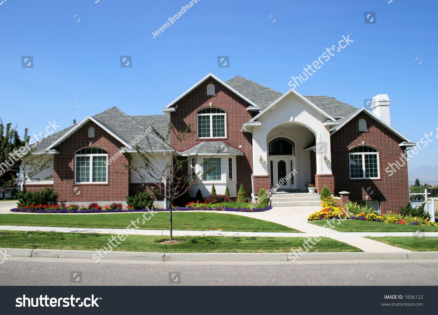American home stock photo 1836122 shutterstock for Americanhome com