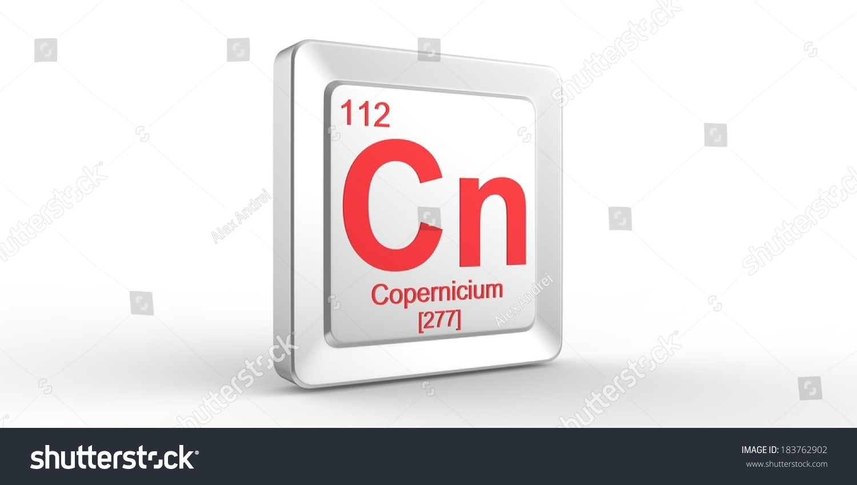 Cn symbol 112 material copernicium chemical stock illustration cn symbol 112 material for copernicium chemical element of the periodic table gamestrikefo Choice Image