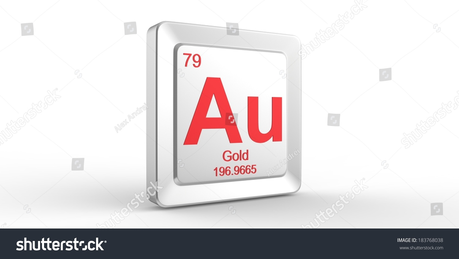 au symbol 79 material for gold chemical element of the periodic table - Au Symbol Periodic Table