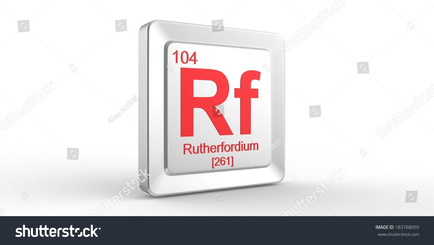 Rf symbol 104 material rutherfordium chemical stock illustration rf symbol 104 material for rutherfordium chemical element of the periodic table gamestrikefo Image collections