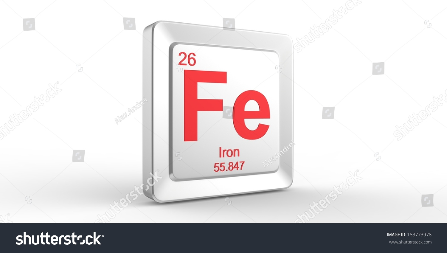 Fe symbol 26 material iron chemical stock illustration 183773978 fe symbol 26 material for iron chemical element of the periodic table gamestrikefo Image collections