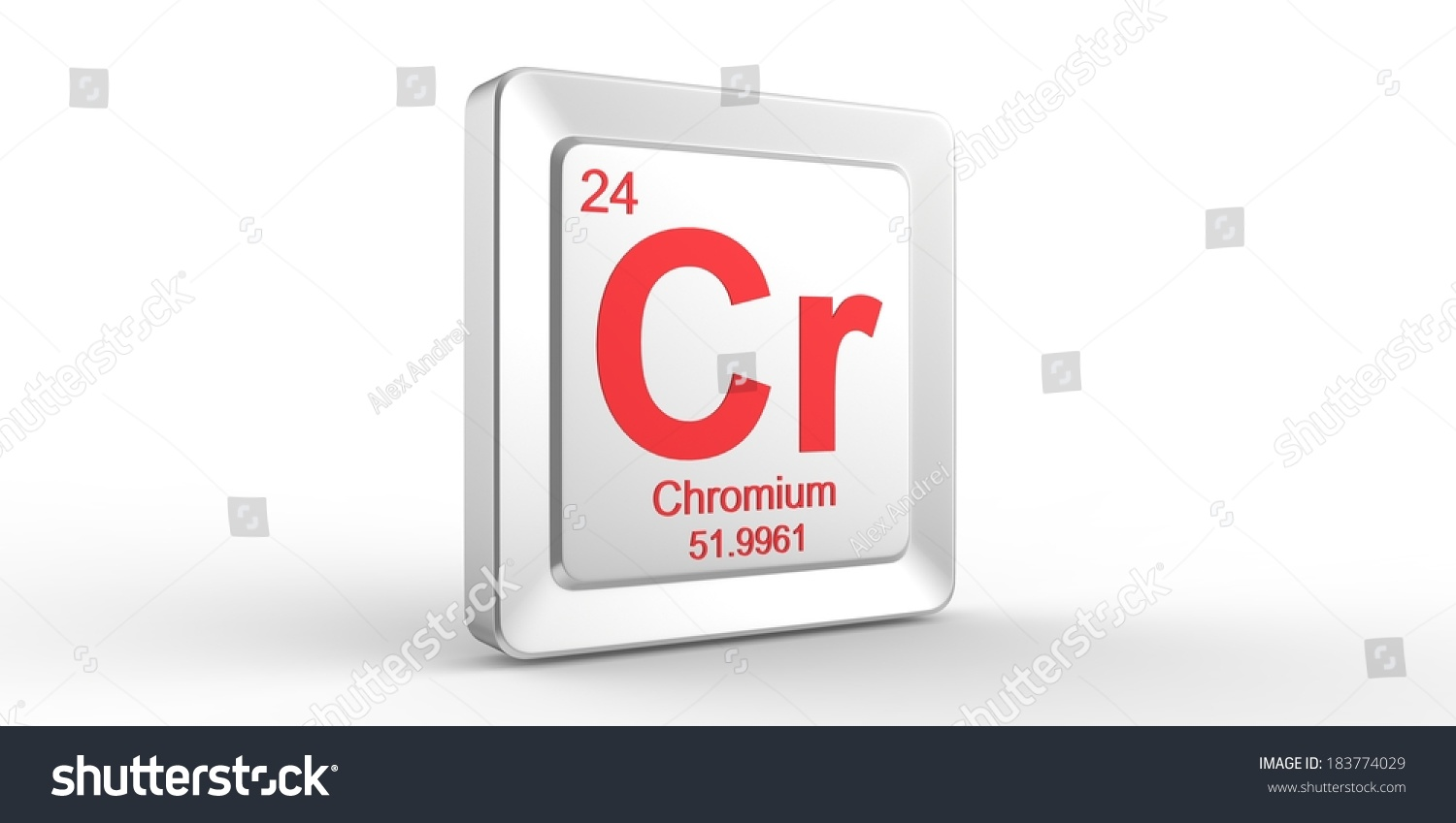 Cr symbol 24 material chromium chemical stock illustration cr symbol 24 material for chromium chemical element of the periodic table buycottarizona