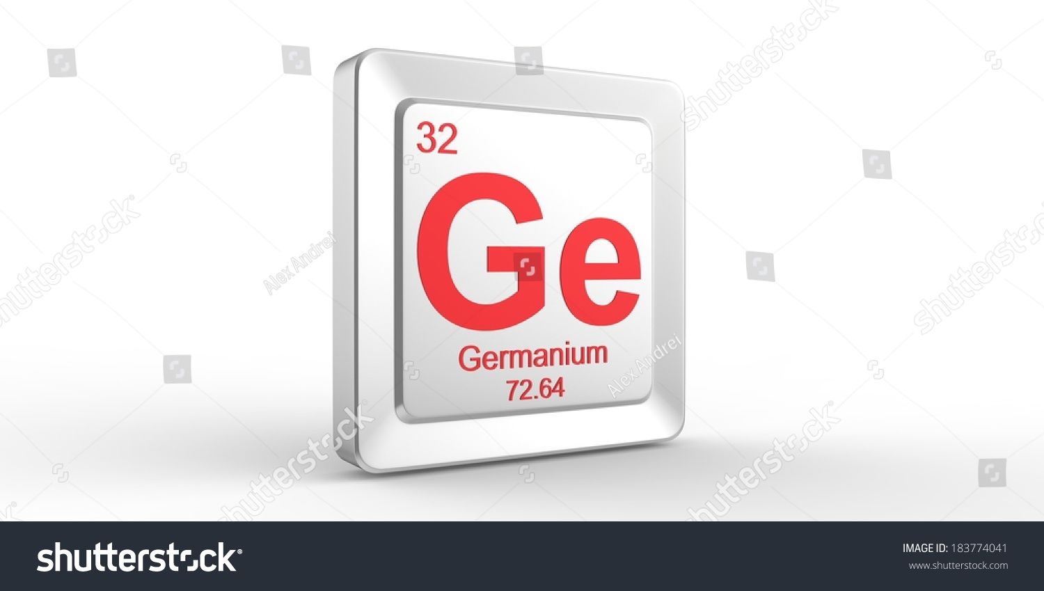 Ge symbol 32 material germanium chemical stock illustration ge symbol 32 material for germanium chemical element of the periodic table gamestrikefo Image collections