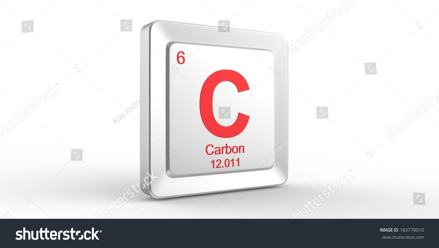C symbol 6 material carbon chemical stock illustration 183778010 c symbol 6 material for carbon chemical element of the periodic table gamestrikefo Gallery