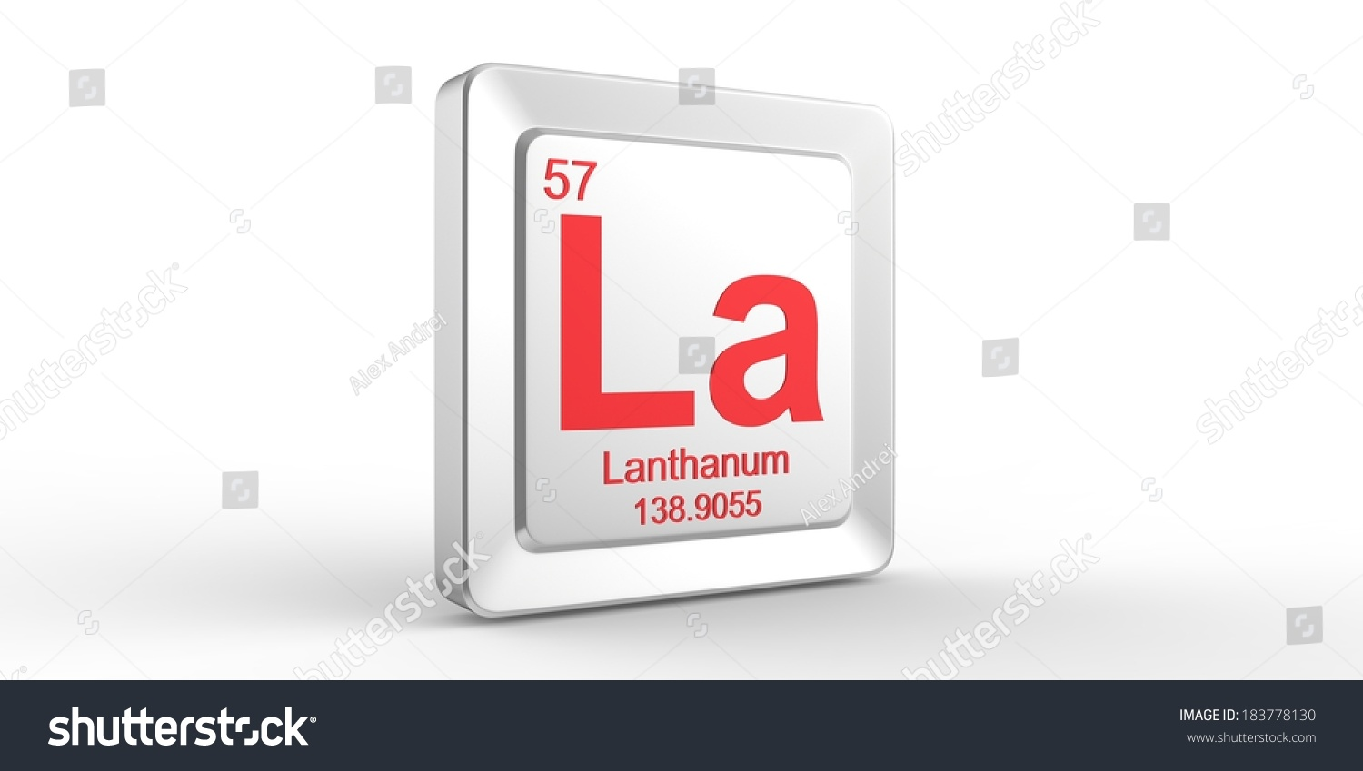La symbol 57 material lanthanum chemical stock illustration la symbol 57 material for lanthanum chemical element of the periodic table gamestrikefo Gallery