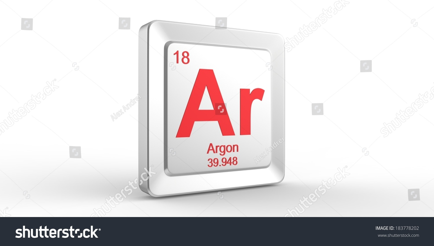 Ar symbol 18 material argon chemical stock illustration 183778202 ar symbol 18 material for argon chemical element of the periodic table gamestrikefo Choice Image