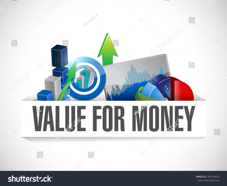 Value Money Business Illustration Illustration Design Stock Illustration 183793424 - Shutterstock