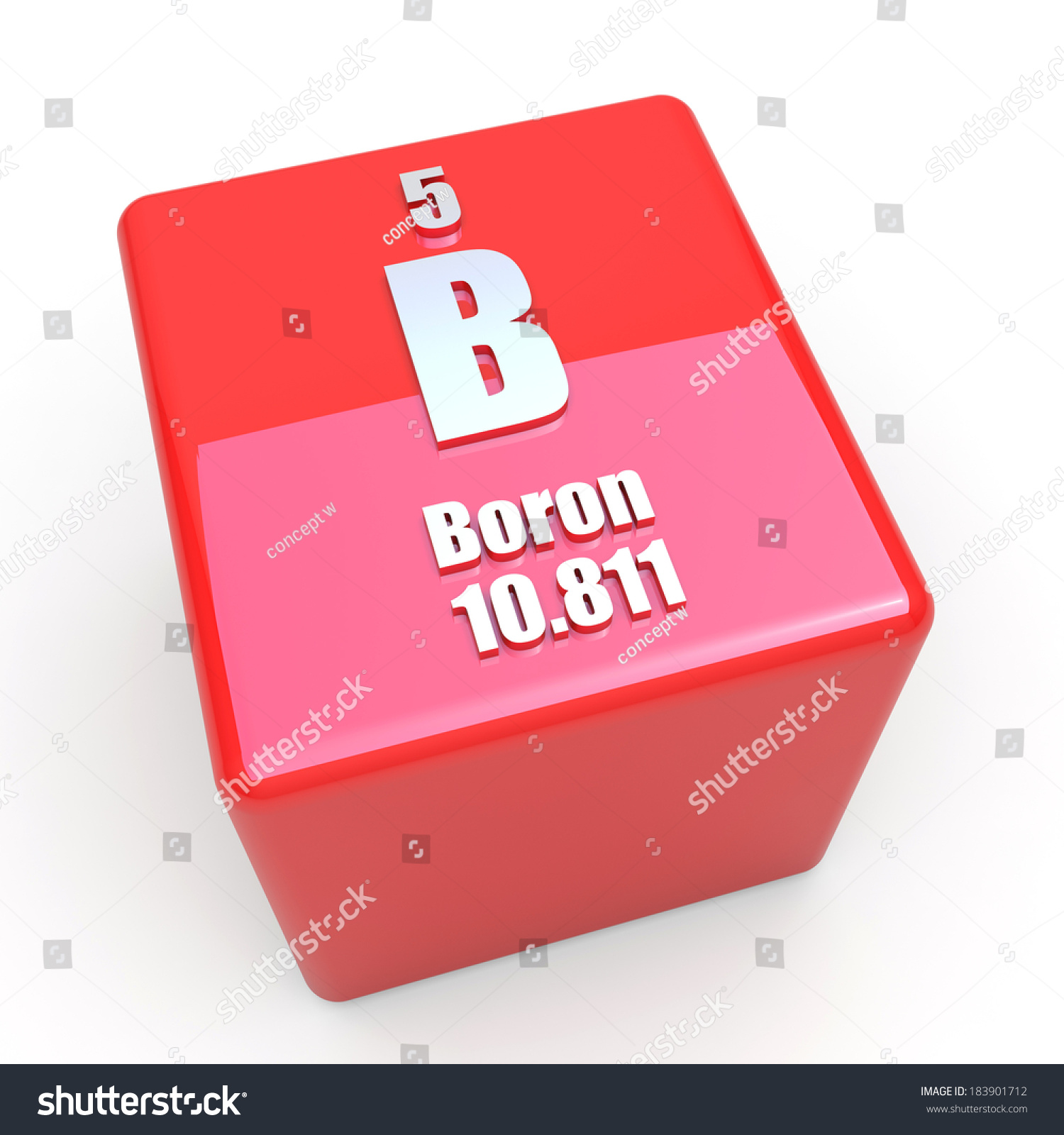 Boron symbol on glossy red cube stock illustration 183901712 boron symbol on glossy red cube gamestrikefo Image collections