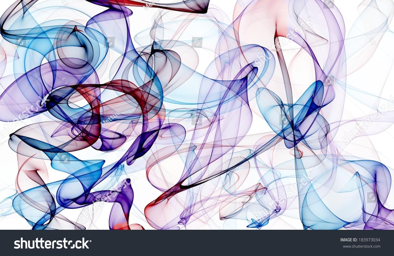 stock-photo-colorful-lines-on-white-illu