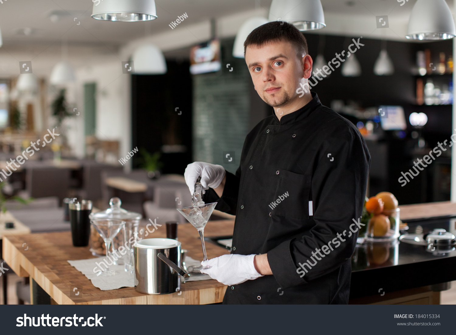 bartender deutsch