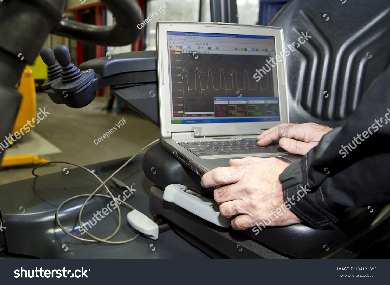 Megatronics Inc Arduino 82158 Led Matrix Laptop Hooked Forklifts Engine Battery Performing Stock