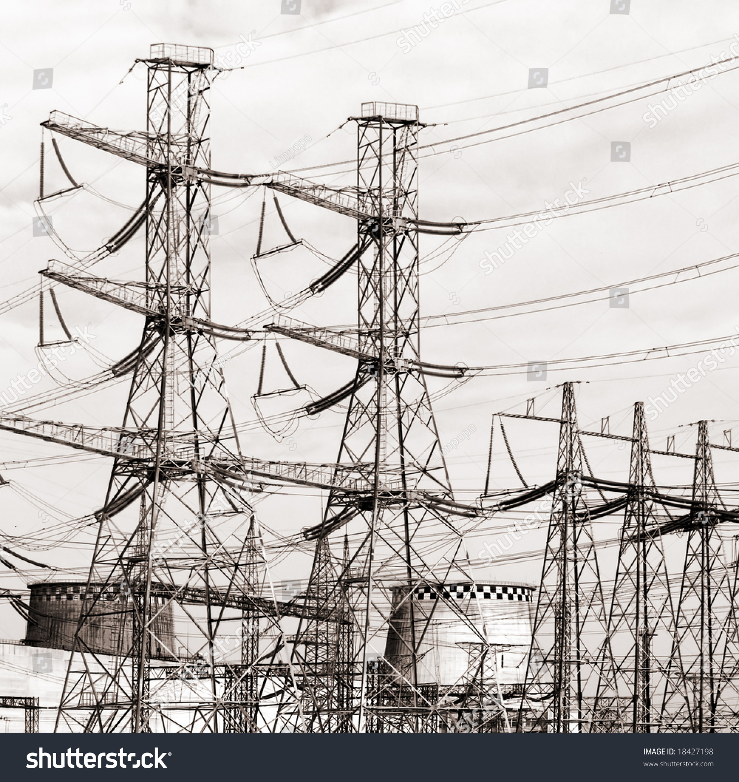 Electric Power Plant Stock Shutterstock