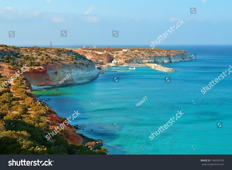 Landscape In Libya Stock Photos - Image: 12043753