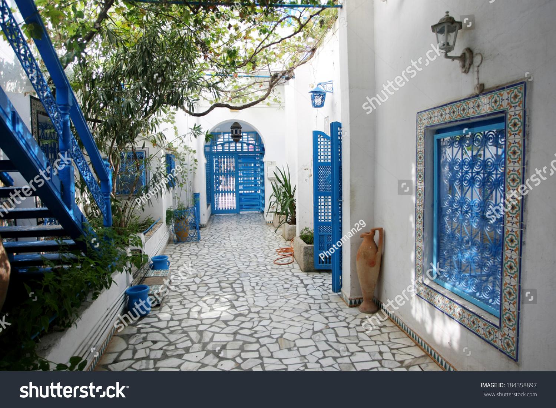 Lovely Tunisian House Plans
