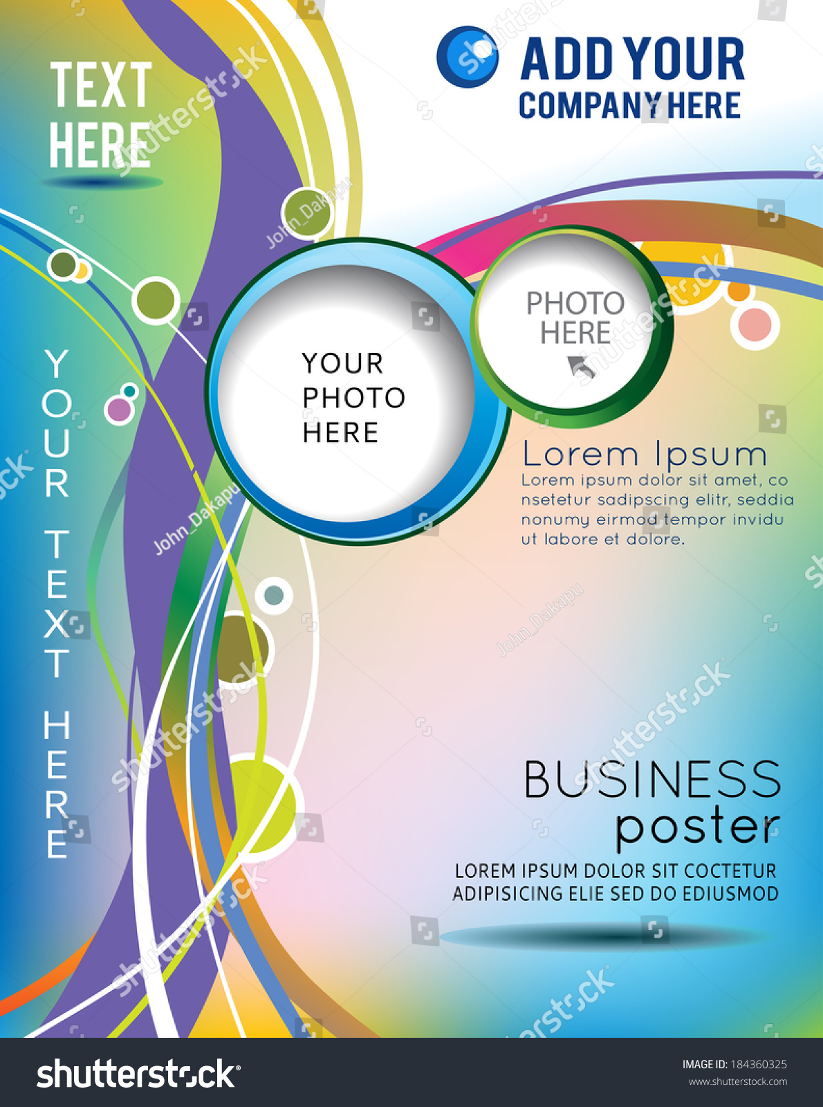 Poster design template free - Indesign Magazine Templates Free Template Download